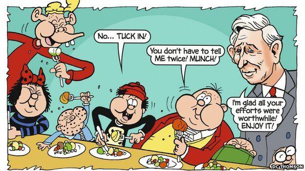 Prince Charles cartoon