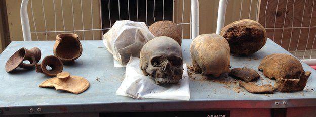 Roman finds