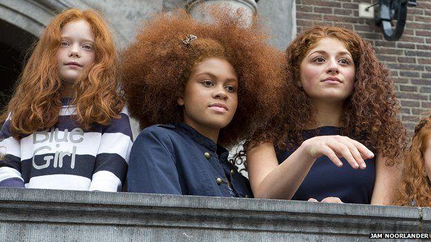 Redheads at Redhead Days Festival