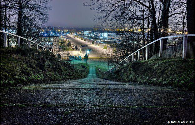 Test Hill, Brooklands