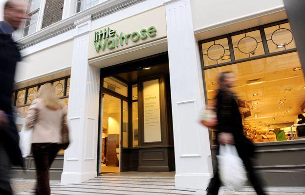Waitrose front of store