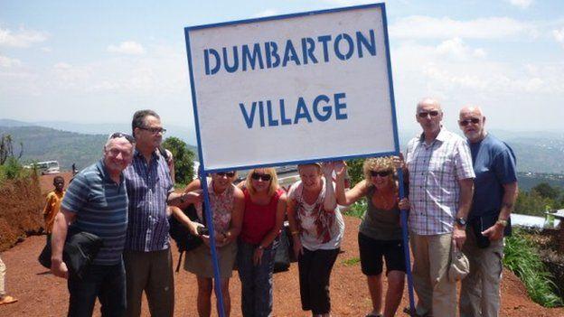 Dumbarton Village, Rwanda