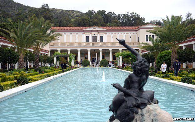 Getty Villa, Malibu