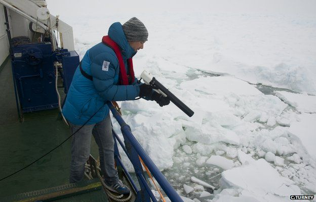 Ocean research