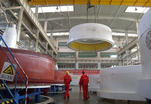 Turbine construction