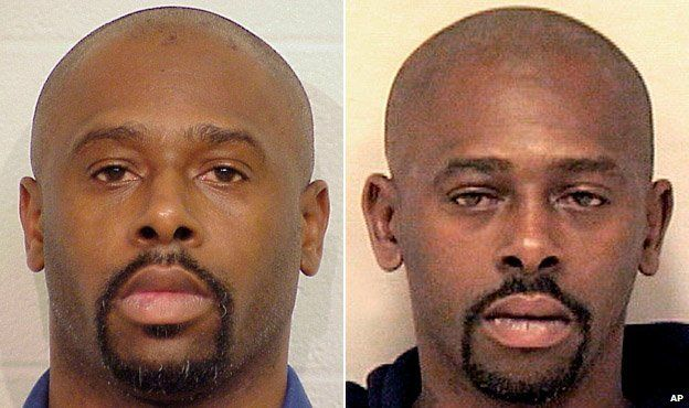 Tyrone Cooper (left) and Jerome Cooper (right)