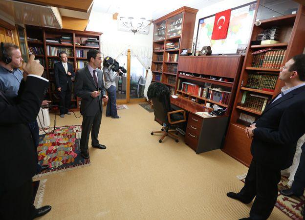Fethullah Gulen's study