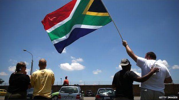 ANC ceremony in honour of Nelson Mandela, December 2013