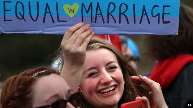 Equal Marriage campaigner
