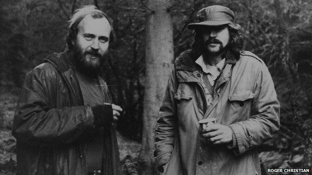 Roger Pratt and Roger Christian