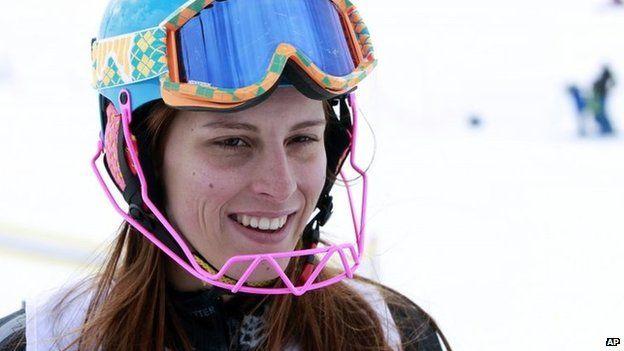 Jackie Chamoun (March 2013)