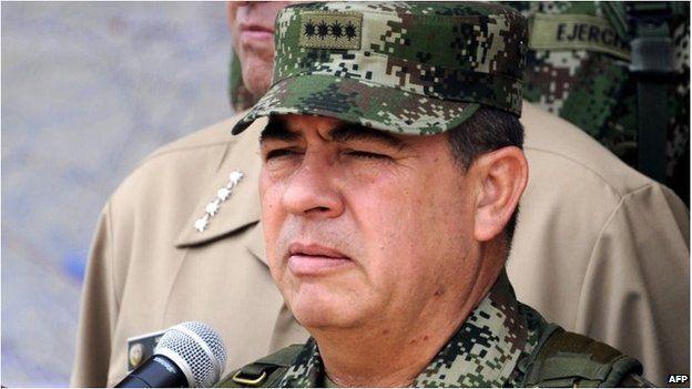 Gen Leonardo Barrero