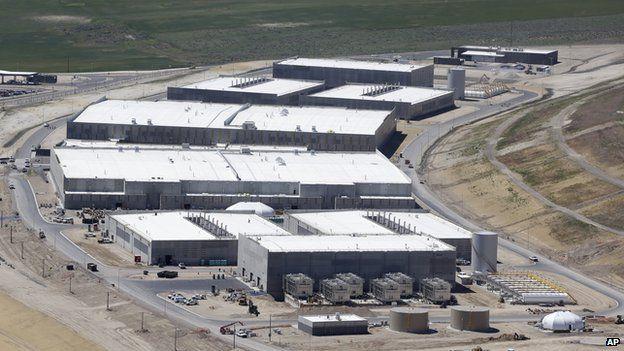 NSA data centre in Utah
