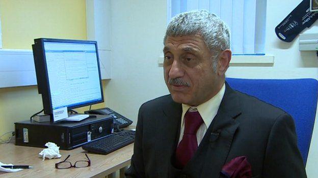 Dr Nadim Haboubi