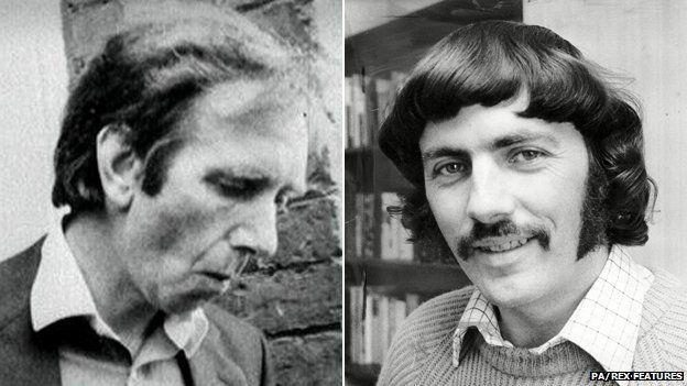 Geoffrey Prime; Tom O'Carroll