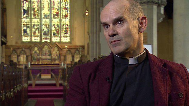 Reverend Andrew Cain
