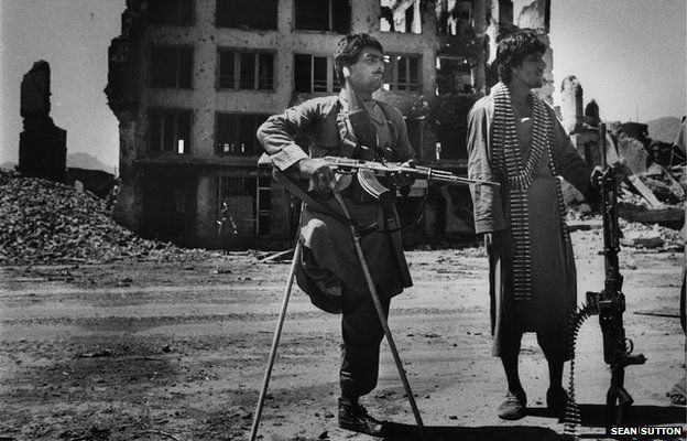 Kabul, Afghanistan, 1994