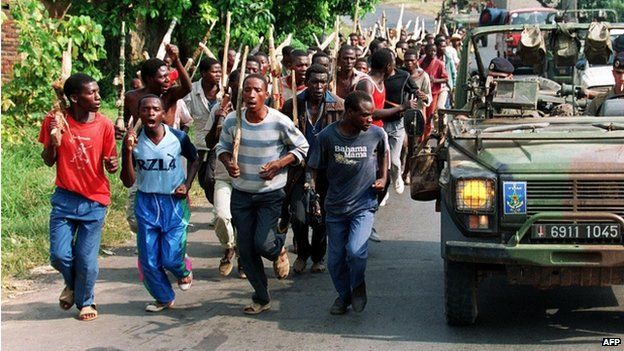 Rwanda genocide: UN ashamed, says Ban Ki-moon - BBC News