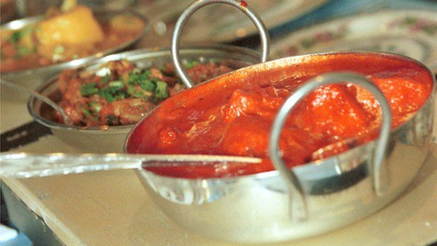 File photo: Curry dishes