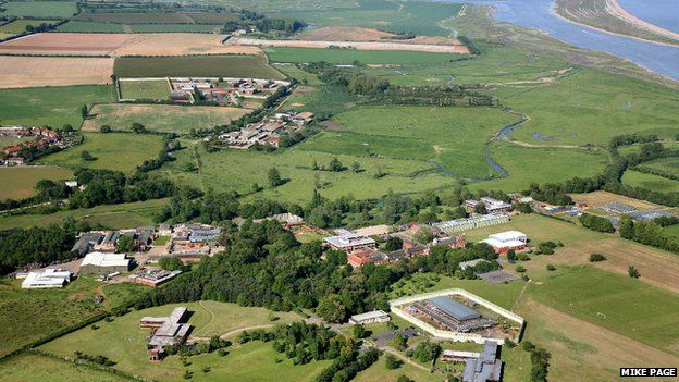 HMP Hollesley Bay and YOI Warren Hill