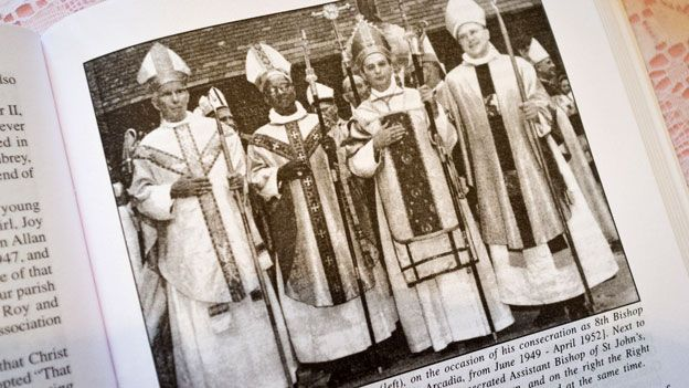 Bishops wearing chasubles