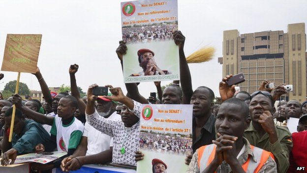 Africa's Che Guevara': Thomas Sankara's legacy - BBC News
