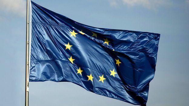 Fflag Ewrop
