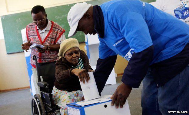 Africa Voting