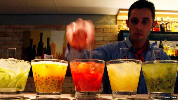 Sao Paulo bar