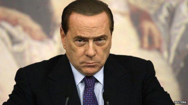 Silvio Berlusconi (12 August 2011)