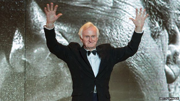 John Boorman, pictured in 2012