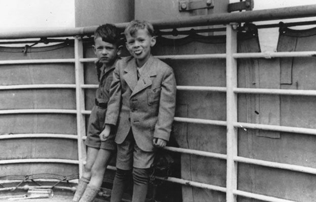 SS St Louis: The ship of Jewish refugees nobody wanted - BBC News