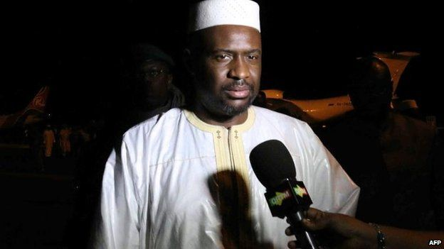 PM Moussa Mara, 18 May