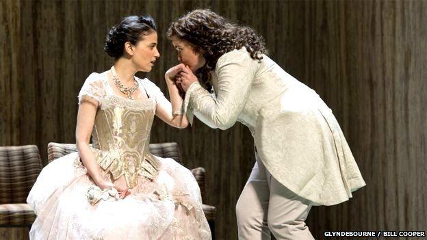 Tara Erraught and Teodora Gheorghiu in Der Rosenkavalier