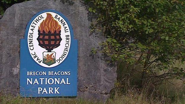 Parc Cenedlaethol Bannau Brycheiniog