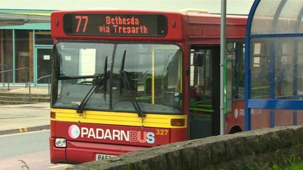 Padarn Bus