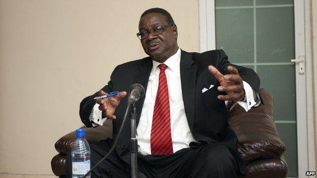 File photo: Peter Mutharika
