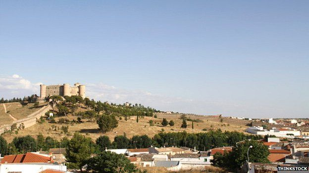 Spanish landscape (Castilla La Mancha)