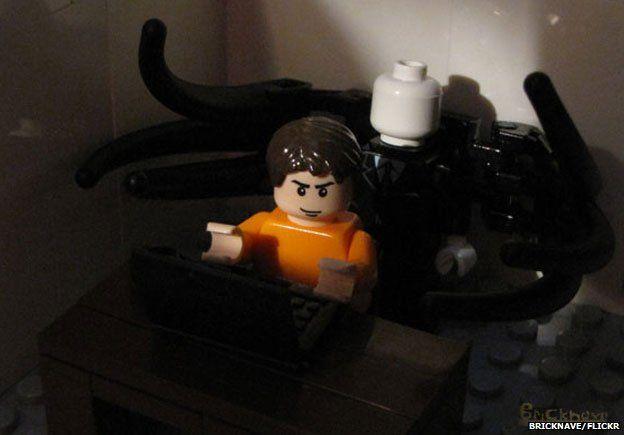 Lego recreation