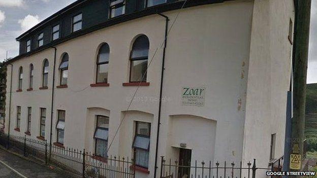 Zoar Residential Home