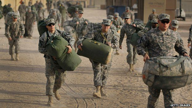 US troops leave Iraq in 2011