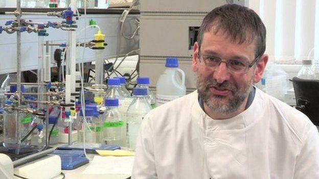 Professor Chris Cooper, the University of Essex