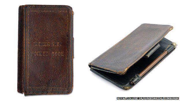 The William Burke pocket book