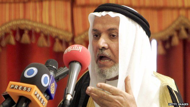 Iraqi scholar Harith al-Dari