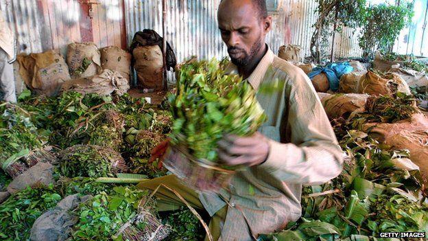 Somali trader