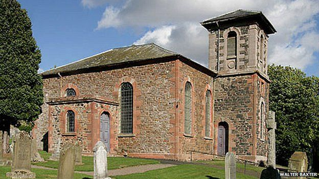Houndwood Church
