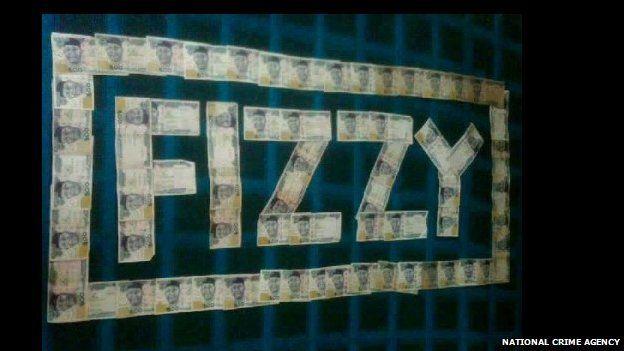 Fizzy banner