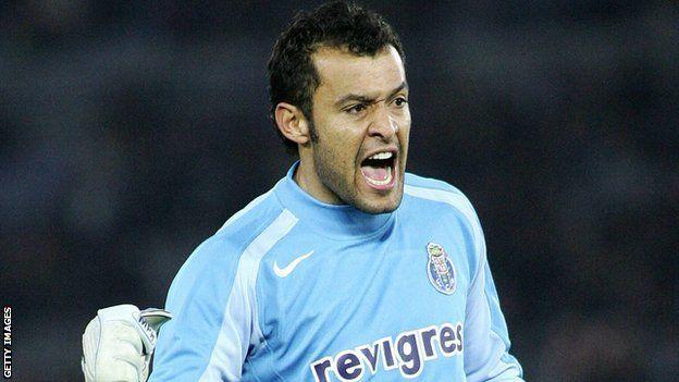 Valencia appoint ex-Porto keeper Nuno as new coach - BBC Sport