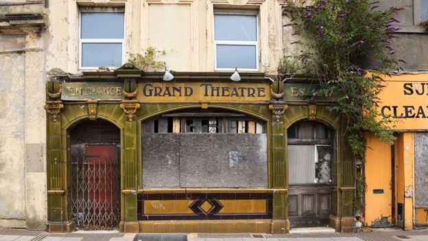 Grand Theatre, Plymouth