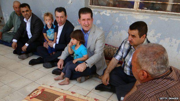Iraqi Turkmen people in Kirkuk